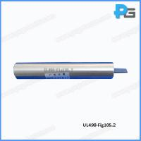 Wholesale UL498 Test Blade Conform to 105.2 with Third-Lab Calibration Certificate from china suppliers