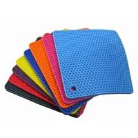Wholesale Kitchenware silicone commonly used heat resistence nassy placemat from china suppliers