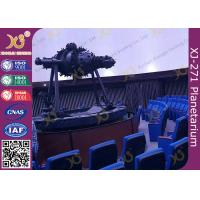 Wholesale Large Angle Arc Range Theatre Seating Chairs With Rocker Pushing Back Function from china suppliers