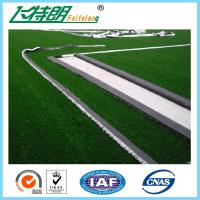 Wholesale Green Garden Artificial Grass Turfing Surface Realistic 67200 Stitches / Sqm from china suppliers