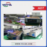Wholesale Digital uv Flatbed printing machine for 3d ceramic tiles from china suppliers