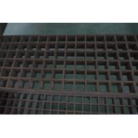 Wholesale Reinforced Plastic Construction Material FRP Pultruded Grating Light Weight from china suppliers