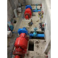 Wholesale Hydropower equipment  Francis Water Turbine With Generator for hydropower project from china suppliers