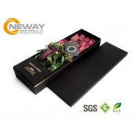 Wholesale Flower Gift Box Craft Kraft Brown Cardboard Square Floral Packaging Boxes for Rose from china suppliers