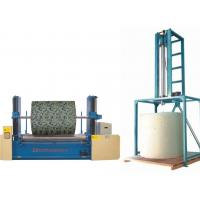 Wholesale Vertical / Horizontal Mattress Sponge Foam Drilling Machine , Foam Mattress Making Machine from china suppliers