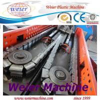 Wholesale 8T Plastic Pipe Extrusion Line Automatic 220-450V 15*2.5*2.5m TECO Converter from china suppliers