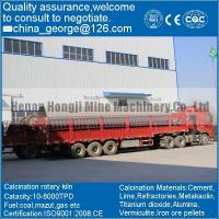 Buy cheap wet process cement rotary kiln from wholesalers