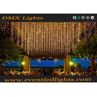 Wholesale Warm White Wedding Event Lighting Battery Operated With 2m Hang Length from china suppliers