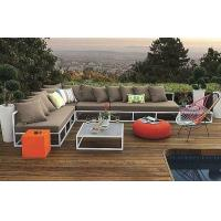 Buy cheap Outdoor Furniture Electrolysis Painting , Ced Painting Excellent Adhesion from wholesalers