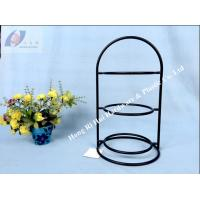 Wholesale New design 3 - tier dessert holder/ dish holder/ plate holder from china suppliers