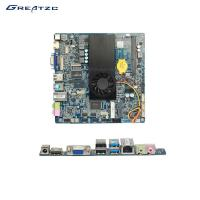 Wholesale Intel NM70 Chipset Industrial PC Motherboard , ZC-1037U Mini ITX Motherboard With Wifi from china suppliers