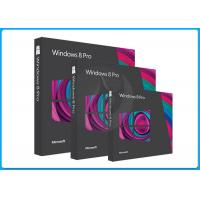 Wholesale OEM Genuine Microsoft Windows 8 Pro retail Pack Computer Software internet activation from china suppliers
