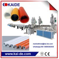 Wholesale PPR AL PPR plastic aluminum pipe making machine China supplier from china suppliers