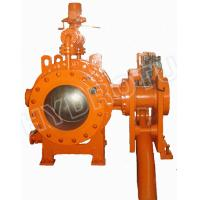 DN 300 - 2600 mm Diameter Hydraulic Flanged Globe Valve , Spherical Valve, Ball Valve for Hydropower Station