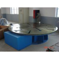 Wholesale Tilting Horizontal Rotary Table from china suppliers