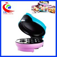 Wholesale Unique Countertop Mini Cupcake Maker Space Saving For Home Use 640W from china suppliers