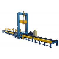 Wholesale Vertical Gantry H Beam Assembly Machine / Automatic H Beam Production Line  For I Beam Steel from china suppliers