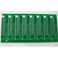 Wholesale 8 layers electronic pcb board / gold fingers pcb  /  TP pcb from china suppliers