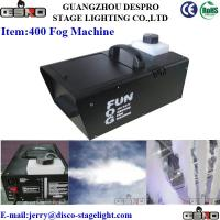 Wholesale 400W Portable Stage Fog Machine 6 Meters Distance For Concert from china suppliers