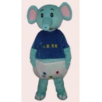 Wholesale adults elephants mascot party cartoon costume for party from china suppliers