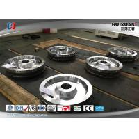 Wholesale 4140 alloy steel forged wheels Heavy Steel Forgings Rough Machined from china suppliers