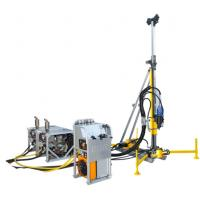 Wholesale 200M Depth Portable Core Drill Rig Lightweight Design And Kubota Engine from china suppliers