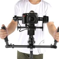 Buy cheap 3 Axis Gimbal Handheld Camera Stabilizer For GH4  A7s 5D2 5D3  BMCC All Angles No Shake from wholesalers