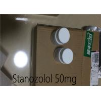 Wholesale Winstrol Stanozolol 50mg White Pill Oral Tablets Dht Androgenic Steroid from china suppliers