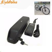 Wholesale 48v 10.4ah Hailong Electric Bike Battery And 2A Charger 18 Months Warranty from china suppliers