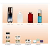 Wholesale 5g/10g/15g glass cream jar, 20ml/30ml/40ml cosmetic glass bottle, red and green cosmetic glass bottle from china suppliers