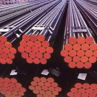 Wholesale Varnish / Paint ASTM A333 Gr.3 Steel Pipe for Low Temperature from china suppliers