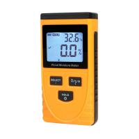 Wholesale Induction type handheld digital damp moisture meter professional moisture meter best pinless moisture meter from china suppliers