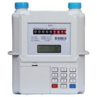 Wholesale Easy Install Keypad Prepayment Gas Smart Meter Class B With Build In Battery from china suppliers