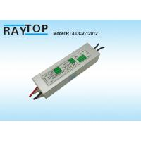 Wholesale 10W LED Waterproof Driver IP67 Outdoor 12V Constant Voltage Led Driver Power Supply from china suppliers