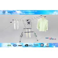 Wholesale Clothes Laundry Room Drying Rack , Foldable Standing Towel Racks from china suppliers