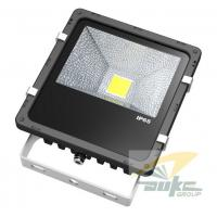 Wholesale 70W Super Brighter COB Black LED Outdoor Flood Light 3000K Bridgelux AC265V LED Lights from china suppliers