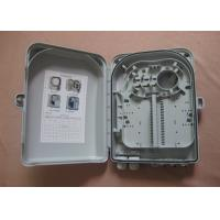 Wholesale SC LC Fiber Optic Distribution Box , fiber distribution cabinet ABS Plastic Housing from china suppliers