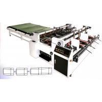 Wholesale High-Speed Semi-Automatic Ab Gluer Machine 2300/2600 for Corrugation board Pasting and Gluing from china suppliers