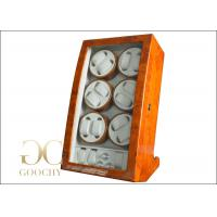 Quality Battery Operated Watch Winder / Multiple Winding Watch Case Rotating For Women for sale