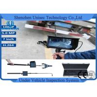 Wholesale Portable 1080P HD mini Under Vehicle Inspection Camera with IP68 / DVR system from china suppliers