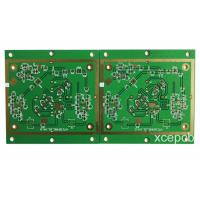 Wholesale 2+6+2 Stack Up Impedance HDI Multi Layer PCB FR4 Board With Rogers Mixed Compression from china suppliers