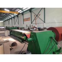 Wholesale 4KW Glazed Tile Steel Roll Forming Machine 5T Manual Decoiler from china suppliers