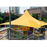Quality Membrane Sail Tensile Structure Architecture For Toll - Gate Water Resistance for sale