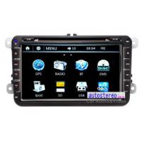 Wholesale Sliding Touch Screen Car Stereo with DVD Player for Seat Leon Alhambra Altea Toledo from china suppliers