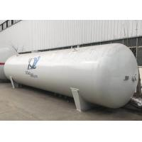 Wholesale 50M3 LPG Storage Tanks 50000 Liters Cooking Gas LPG Tank 25MT ISO 9001 Approved from china suppliers