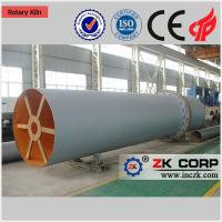Wholesale Lime Rotary Kiln Price / Calcination of Limestone in Rotary Kiln from china suppliers