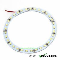 Wholesale 100MM 33led Bright 3528 Led Car Angel Eyes Halo Ring Light Headlight AA6 from china suppliers