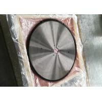 """Wholesale Aluminum solid round bar cutting 43""""x110x7.0x90z  tungsten carbide tipped saw blade from china suppliers"""