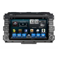 Wholesale 8 Core Car TFT screen Kia Dvd Player Carnival 2017 Android Car Multimedia System from china suppliers