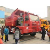 Wholesale 50 tons 6 by 4 tipper dump truck / tipper mining truck with 14.00R25 tyre for congo mining area from china suppliers